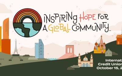 Inspiring hope for a global community
