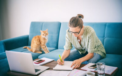 Sort out your home office with a Credit Union loan