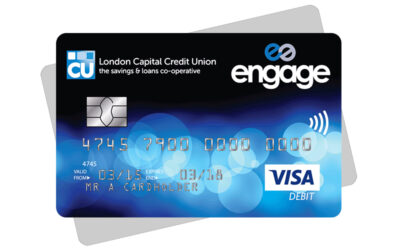 Cut out the cash with our Engage VISA card