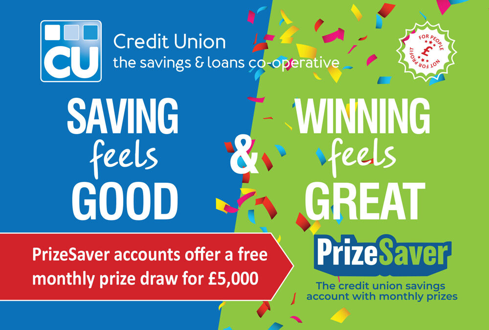 Savers can win up to £5,000 every month